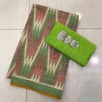 Jual termurah kain batik pekalongan plus kain embos murah Murah