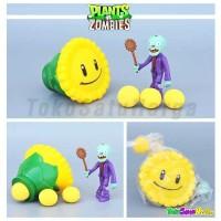 Mainan Anak Plant vs Zombie Tembak Plants Zombies Sun Flower