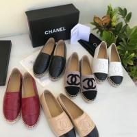 Sepatu Chanel Espadrilles Mirror Quality