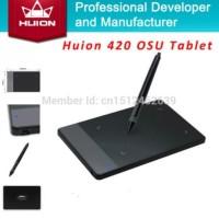 Huion 420 Grafik Drawing Pad Tablet Pen alternatif Wacom