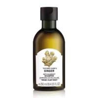 harga The Body Shop Ginger Anti-dandruff Shampoo 250ml Tokopedia.com