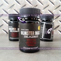 IronLabs Monster Mass Prohormone eceran/keteng/trial CUTTING/BULKING