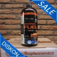Twinlab Liquid Amino Fuel 32oz (0,95 liter) - BPOM - cair ful 32 oz