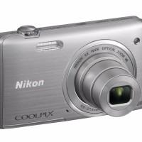 Nikon Coolpix S5200 WiFi Silver Memory Card 16 GB TERBARU DAN MURAH