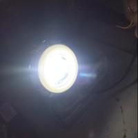 Lampu Led Projie Angel Eyes Devil Bulat Variasi Mio Beat Vario Supra