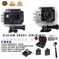 EXCLUSIVE SJCAM SJ5000 PLUS ORIGINAL 100 SJ CAM SJ 5000