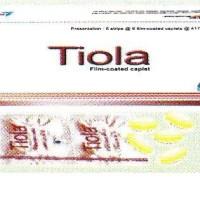 Tiola - Suplemen Diabetes