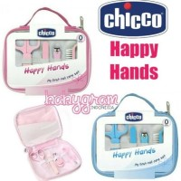 Best Quality!! Gunting Kuku Set Chicco Happy Hands / Baby Manicure Set