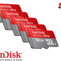 MicroSD Sandisk 32GB | Ultra Class 10 High-Speed By: MS Store