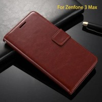 FLIP COVER MAGNET Asus Zenfone 3 Max 5.2 ZC520TL case casing kulit hp