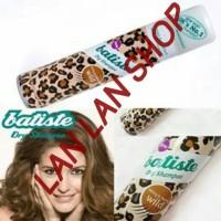 Batiste Dry Shampoo Sassy & Daring Wild Shampo Kering UK