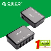 ORICO DCAP-5S-BK 40W 5 Port Family Size Desktop USB Wall Charger Power
