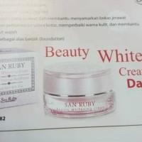 BEST SELLER SAN RUBY DAY CREAM BEAUTY WHITENING CREAM 15 ML