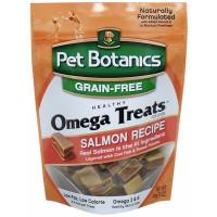 Pet Botanics Omega Treats Salmon Recipe 3 oz / 84 gr