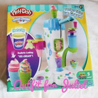 Play Doh - perfect twist ice cream - mainan anak