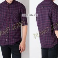 [HQ] Kemeja flanel pria / baju hem flannel untuk cowok tangan panjang