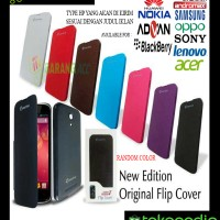 FLIP COVER MODEL ORI FOR LENOVO K900