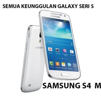 SAMSUNG GALAXY S4 MINI ORIGINAL SEGEL