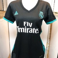 Jersey Ladies Real Madrid Away 2017/2018 Grade ORI