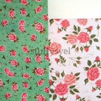 Jual Kertas Kado Bunga Wrapping Paper / Paper Craft Murah