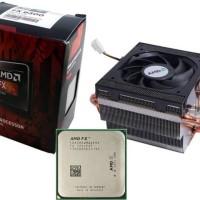 AMD FX-6300 Vishera 6-Core 3.5 GHz (4.1 GHz Turbo) Socket AM3+