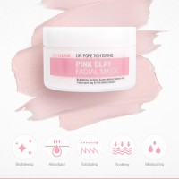 Skin & lab pink clay mask share 10gr