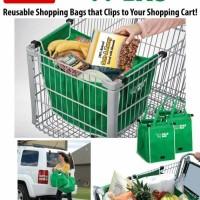 Grab Bag As See On TV   TAS BELANJA PENGGANTI PLASTIK BERBAYAR T3010