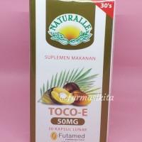 Toco-E 50mg (30 soft gel)