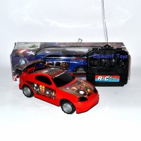 Mobil RC Mini Karakter - Mainan Anak
