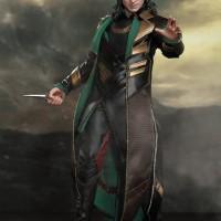 Hot Toys Loki The Dark World (REG)