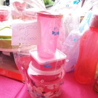 Paket Mickey Mouse Tupperware