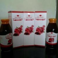 sari buah kurma dan delima | jus saribuah kurma delima asli terbik