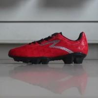 Sepatu Bola Specs Quark FG Red Original Promo