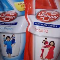 Lifebuoy Bodywash 450ml 2pcs