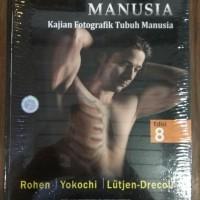 Atlas Anatomi Manusia ED 8 - YOKOCHI