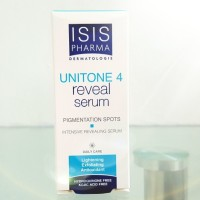 Isis Pharma Unitone 4 Reveal Serum Vlek Melasma Brightening Non HQ