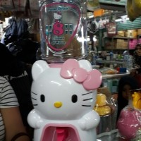 Water Dispenser Hello Kitty / Dispenser Air Minum