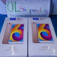 Hp Vivo Y65 New 13MP Real Snapdragon Garansi Resmi (RAM 3GB+ROM 16GB)
