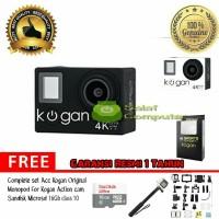 Kogan Action Camera 4K NV UltraHD - 16MP WIFI Action Sport Cam outdoor