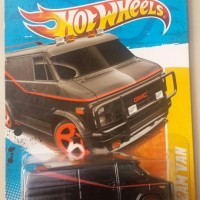 Hot Wheels - The A Team include protector