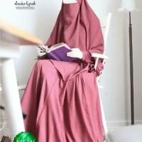 Zulfia gamis by elmika hijrah