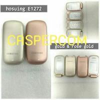 Casing/Kesing Fullset Samsung Caramel 1272 E1272 Lipat