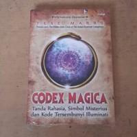 CODEX MAGICA Kode Tersembunyi Illuminati by. Texe Marrs