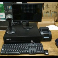 Paket Promo Komputer Kasir 1Sett Baru Siap Pakai Lengkap dan Termurah