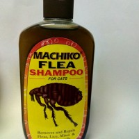 Sampo Kucing Machiko Flea & Ticks Shampo - 225ml