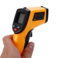 Pengukur Suhu Panas/Digital Thermometer/Termometer Gun Infrared
