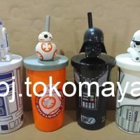 Paket Tumbler Star Wars (Figurine 3D)