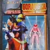 Goranger Action Figure Collection - Momo Ranger