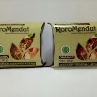 Masker Rempah Hitam - RORO MENDUT | roromendut