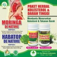 Obat Kolestrol dan Darah Tinggi   Herbal De Nature Aman